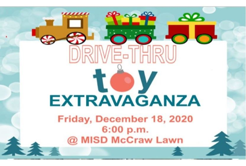 2020 CHRISTMAS TOY DRIVE THRU